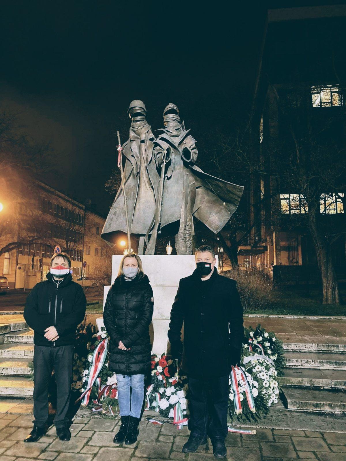 Megemlékezett a Don-kanyarról a szegedi Fidesz és a KDNP