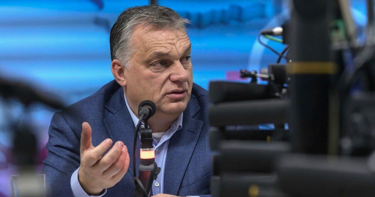 """Orbán Viktor: """"A korrupció csak 'fedősztori', a gyermekvédelmi törvényt támadják valójában"""""""