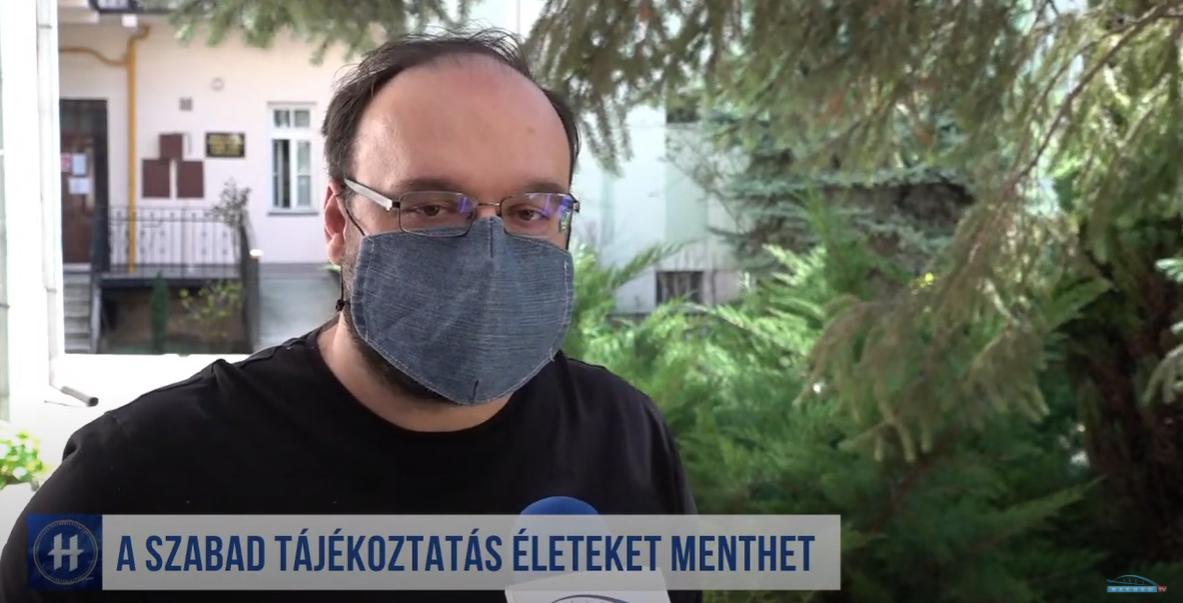 Nem áprilisi tréfa: az önkormányzati média kéri számon a szabad tájékoztatást
