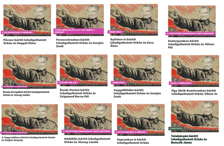 Összehangolt, baloldali támadást sejt a Transzparens Újságírásért Alapítvány a Pegasus-botrány mögött